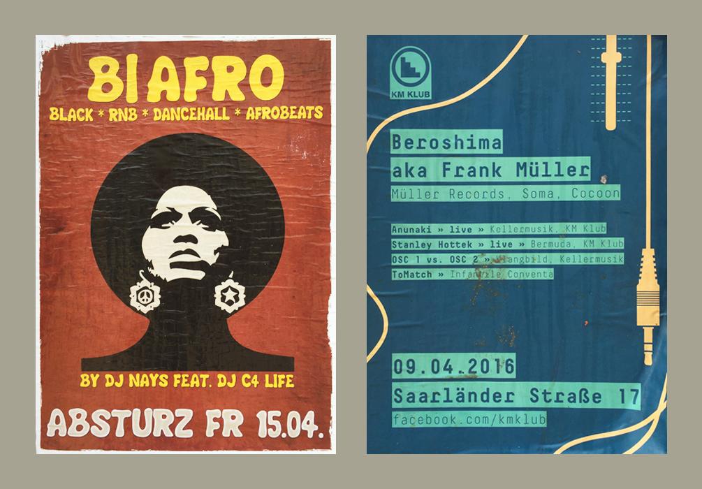 03 Kreative Plakate in Leipzig Teil 1